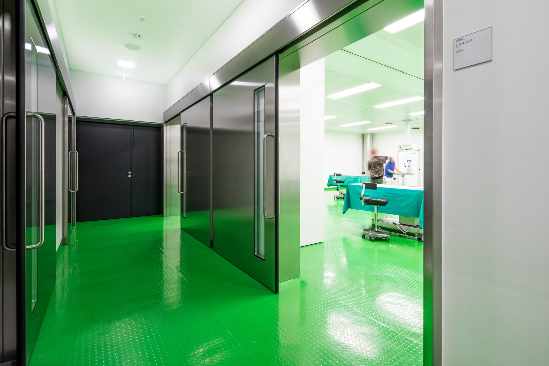 corridor demo-OP
