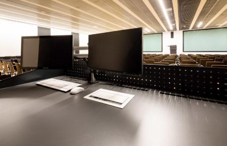 Computer Kaufmannsaal
