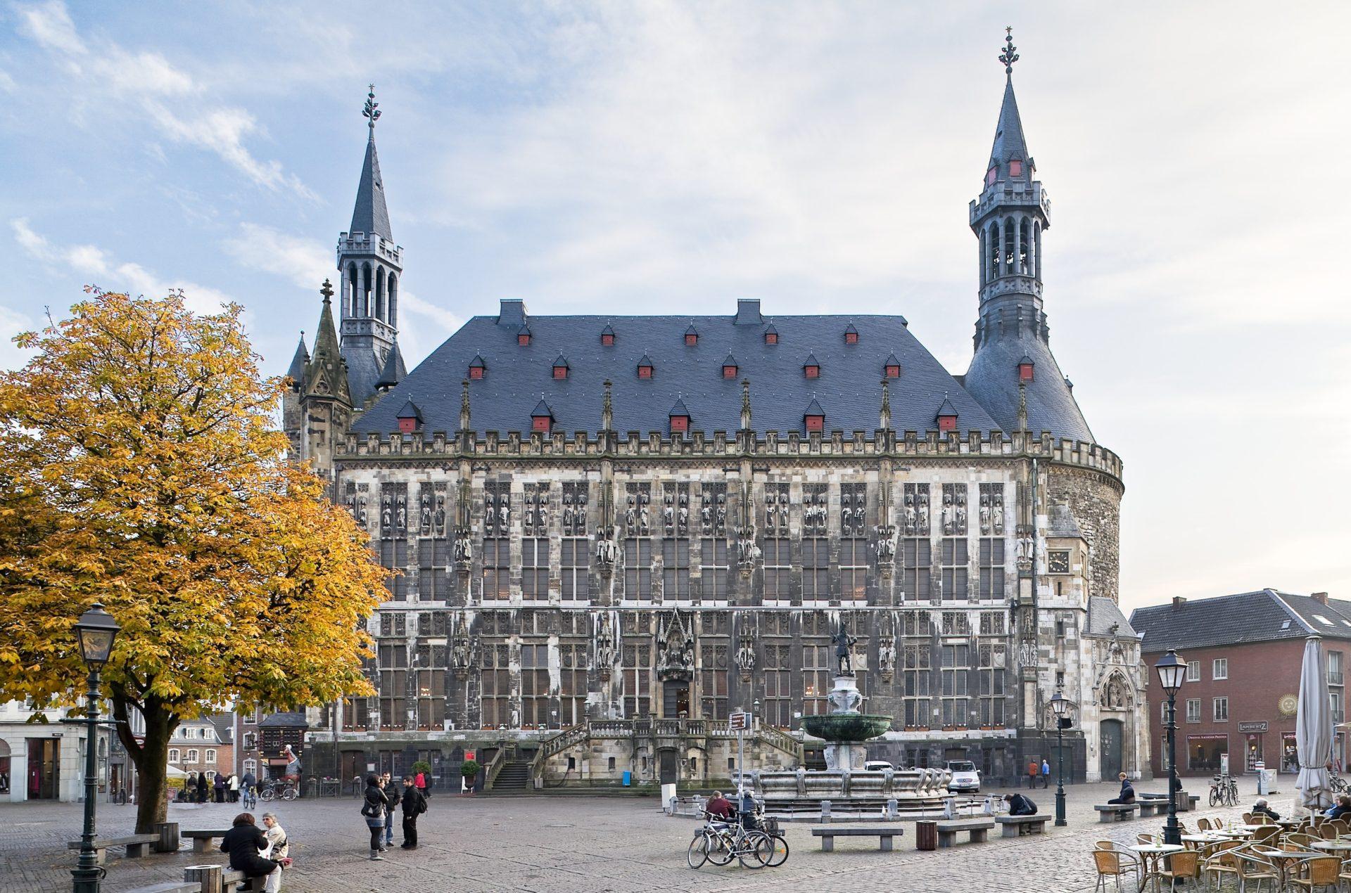 City hall Aachen